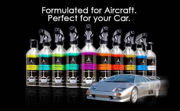 CONTEST International AERO Car Care Products Giveaway