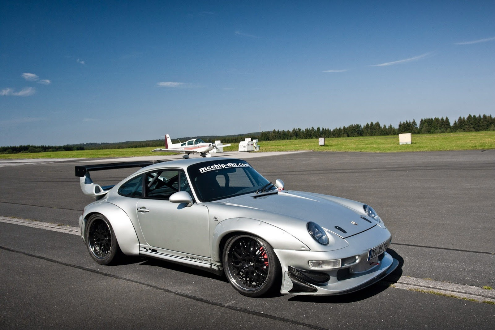 Wallpapers Oakley 3d Mcchip Dkr Porsche 911 Gt2 993 Custom
