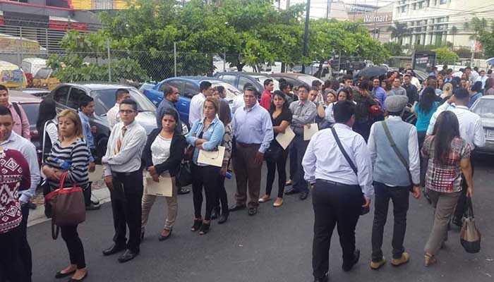 El desempleo en Colombia subió a 9,7 % en 2018