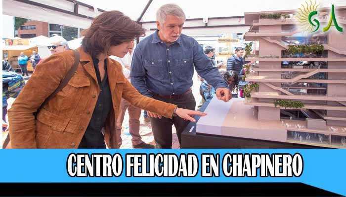 Alcalde Peñalosa presentó a la comunidad el proyecto del Centro Felicidad - CEFE, El Retiro