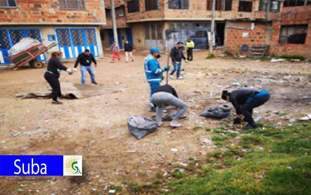 Presidente de la JAC del barrio Villa Cindy denunció la falta de apoyo de la Alcaldía de Suba para realizar jornadas de limpieza en el Río Bogotá