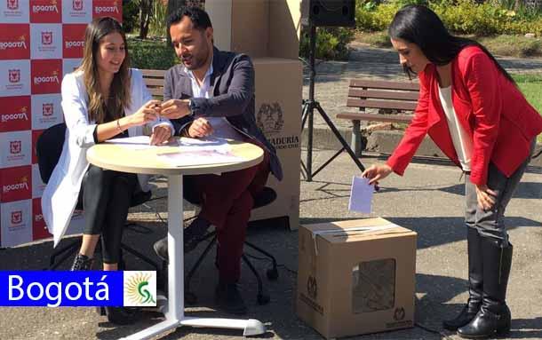 Voto electrónico: medida para garantizar la transparencia en las elecciones de las JAC