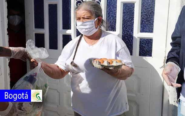 300 Vendedores informales con discapacidad y adultos mayores recibirán donación de mercados