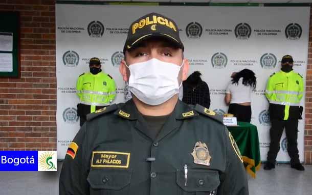 Autoridades de la localidad de San Cristóbal frustran robo en almacén Justo y bueno