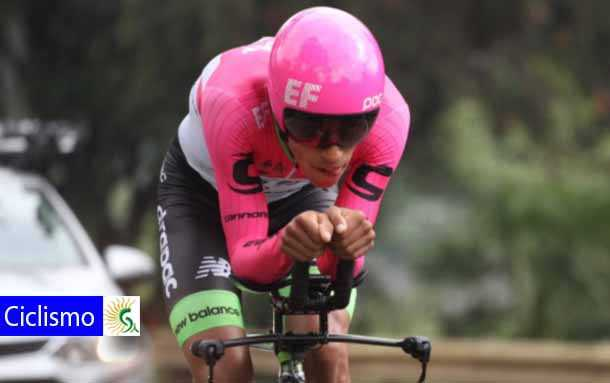 Daniel Martínez hace historia: campeón del Dauphiné