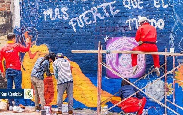 San Cristóbal rechaza la violencia contra las mujeres