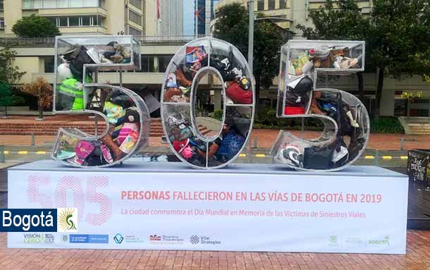 Se realizará acto conmemorativo en honor a fallecidos en accidentes viales con una intervención artística
