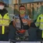 Oportuna acción policial en Suba permite la recuperación de una bicicleta y captura del delincuente
