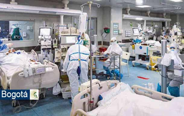 """""""Entre turno y turno, el número de camas UCI pueden cambiar"""": Secretario de Salud de Bogotá sobre informe de la Personería"""