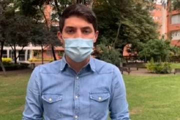 Julián Moreno: El invierno ocasiona en menos de 7 días 14 emergencias en Suba