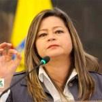 """""""Sin un plan de vacunación estamos en le peor de los escenarios"""": María Fernanda Rojas, presidenta del Concejo de Bogotá."""