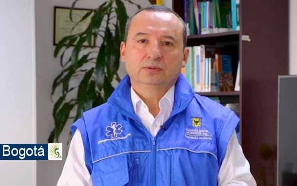 """""""Bogotá está lista"""": Secretario de Salud sobre la vacunación contra Covid-19"""