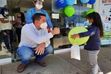 2.234 dosis fueron aplicadas en la Primera Jornada Nacional de Vacunación en Boyacá