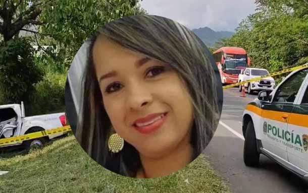 En accidente de tránsito fallecen esposa e hijo de comandante de la Sijin del Meta