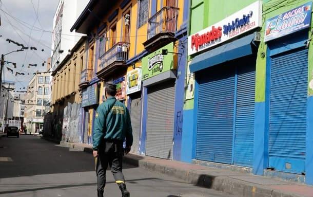 Fenalco presentó la radiografía de la crisis del comercio en Bogotá