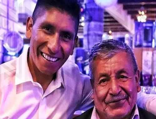 Hospitalizan al papá de Nairo Quintana por Covid-19