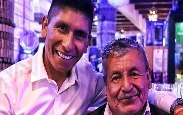 Buenas noticias: papá de Nairo Quintana superó el Covid-19