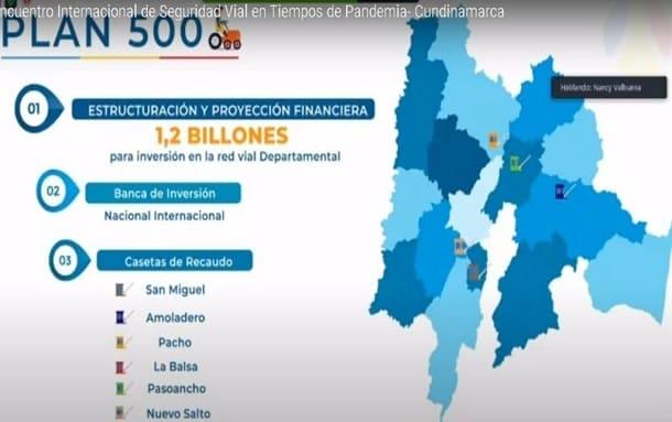 Inicia el Plan 500 en Cundinamarca