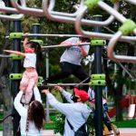 El Parque de los Niños (y las niñas) abre sus puertas a la ciudadanía