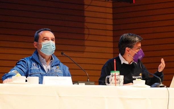 Bogotá se alista para iniciar vacunación el 20 de febrero