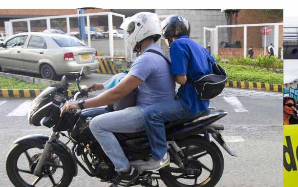 Debe aplicarse en Bogotá restricción de parrillero en moto
