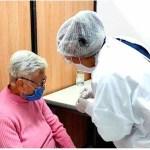 Bogotá avanza con vacunación de mayores de 80 años