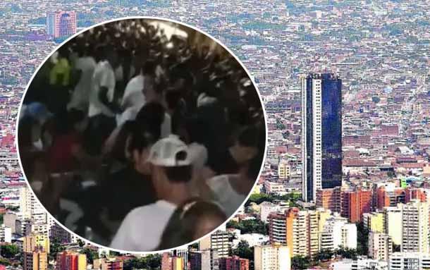 Intervienen fiesta de más de 300 personas en Cali