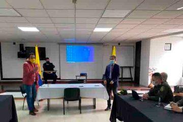 Chapinero llevó a cabo Consejo Local de Seguridad