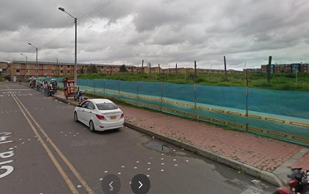 Atracos y drogadicción se tomaron el nuevo parque de Cafam en Suba