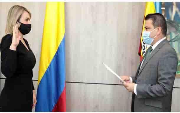 Nueva secretaria de la Mujer y Equidad de Género en Cundinamarca