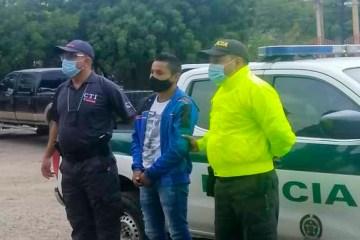 Asegurado presunto integrante de ´´Los Pelusos´´ por triple homicidio en Ocaña Norte de Santander