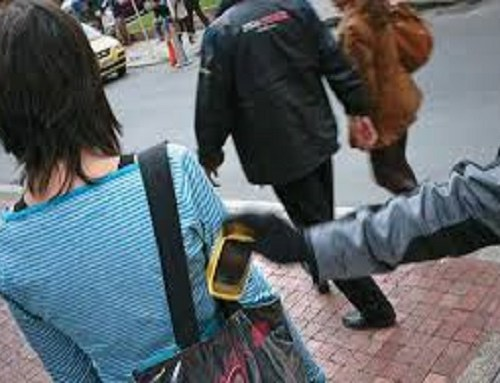 Una joven fue atracada por los mismos ladrones