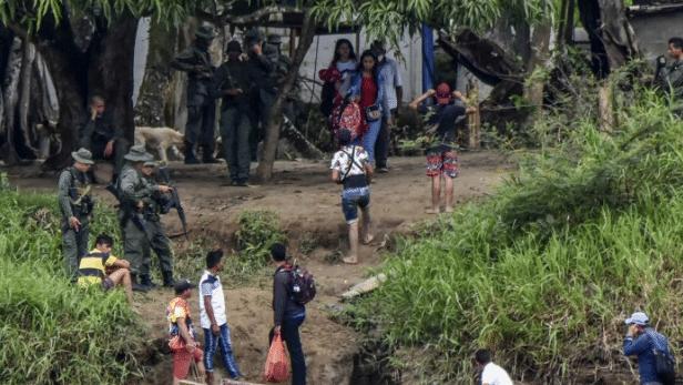 Madre e hija son abusadas sexualmente por indígenas en Arauca