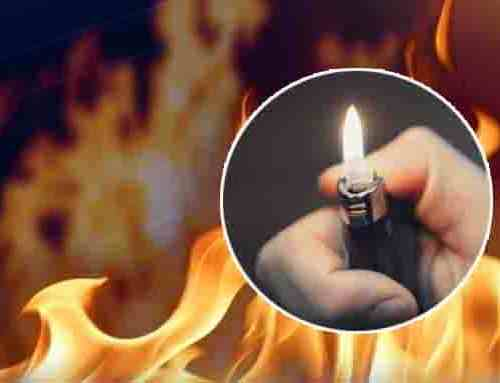 A la cárcel un hombre señalado de, presuntamente, prenderle fuego a su esposa mientras dormía
