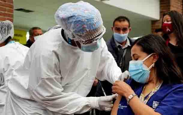 Así será la vacunación lunes y martes para el personal de salud de 1ª y 2ª línea