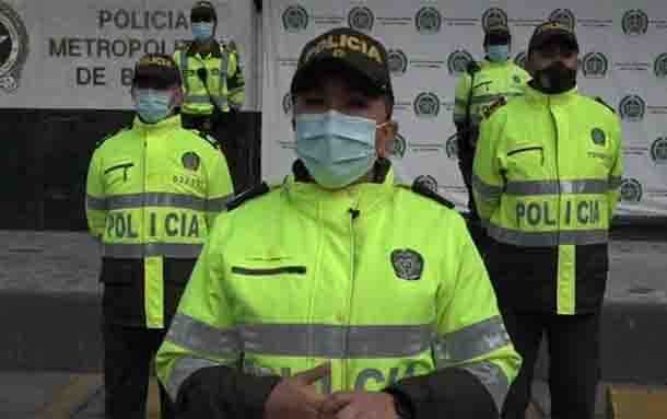 Recomendaciones de la Policía de Bogotá en esta cuarentena