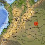 Temblor movió la tierra en el país este Domingo de Resurrección
