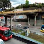 Así avanza lajornada de manifestaciones este miércoles en Bogotá