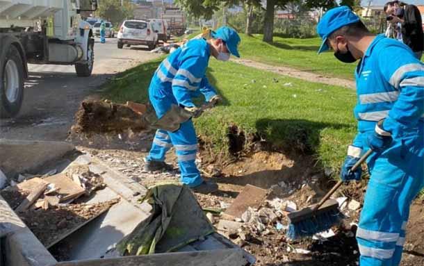 Este miércoles en Suba 'Juntos limpiamos Bogotá'