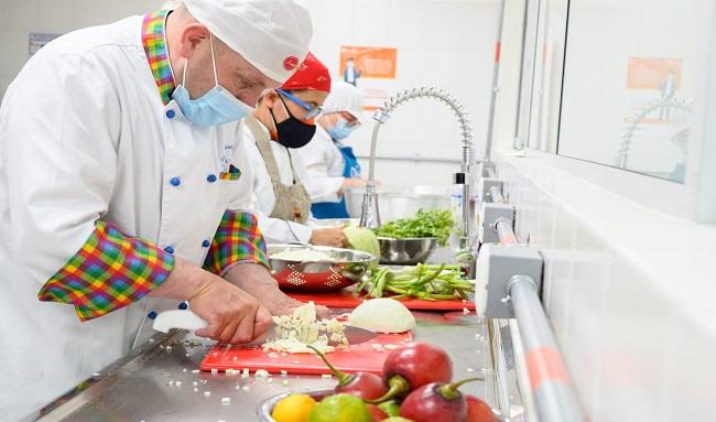 Centro de Innovación Gastronómica abre sus puertas en la plaza del 12 de octubre