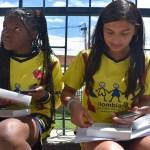 Con nuevos celulares apoyamos la educación de nuestros Colombianitos