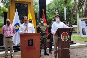 Fiscal General de la Nación entregó primeros avances sobre investigaciones por explosiones en la Brigada 30 del Ejército Nacional