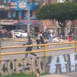 Se registran manifestaciones a esta hora en Suba