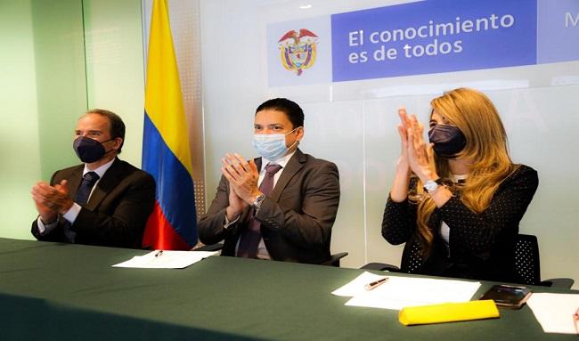 MinCiencias y Colfuturo anuncian alivio para beneficiarios del  Programa Crédito Beca