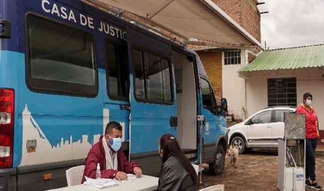 Este 5 de agosto se atenderán conflictos familiares, disputas por tierras y casos de violencia de género en Mochuelo Alto, Ciudad Bolívar