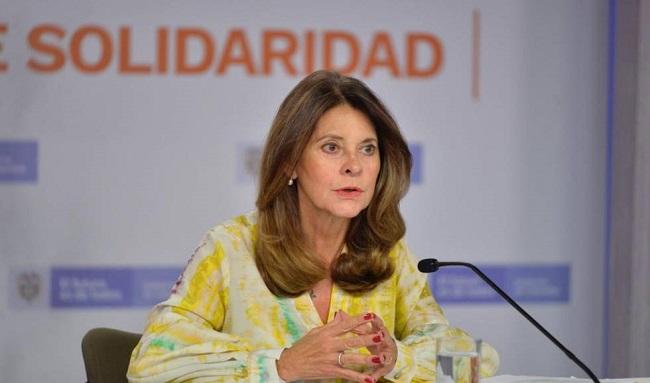 Vicepresidenta explora oportunidades de cooperación en temas estratégicos para Colombia