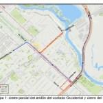 Conozca el cierre parcial del andén y de los carriles no simultáneos en la carrera 91 entre la av. calle 90 y la calle 98 en Suba