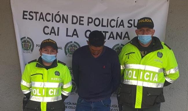 Capturado ciudadano extranjero dedicado al hurto de celulares en Suba