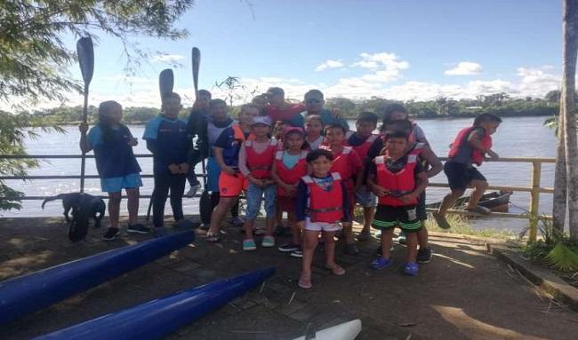 Mindeporte beneficiará a 160 niños, niñas y adolescentes del Vaupés con Escuelas Deportivas para Todos