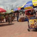 IPES organiza a vendedores informales en Suba la Gaitana